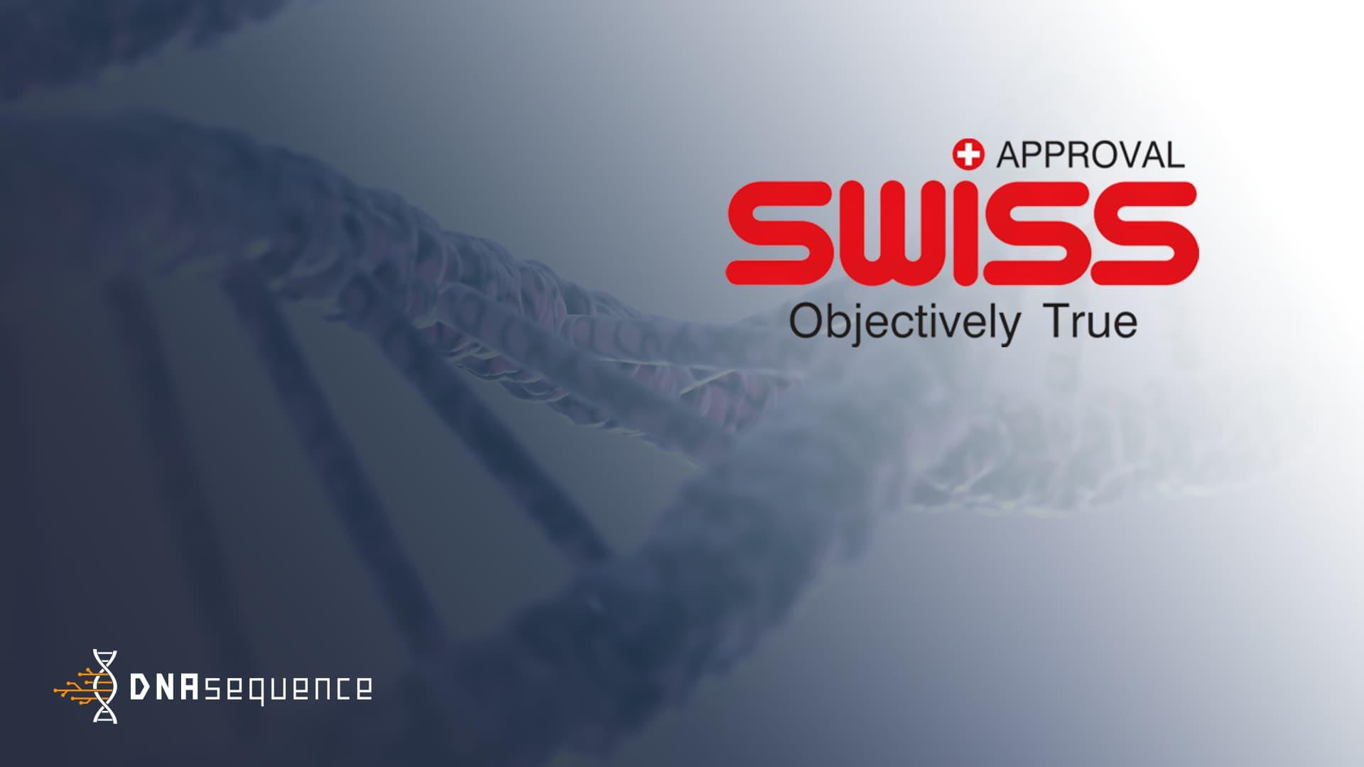DNA Sequence - Swiss Approval Technische Bewertung